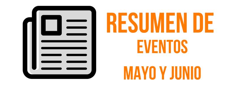 Resumen de Eventos Mayo y Julio | CLC Colombia