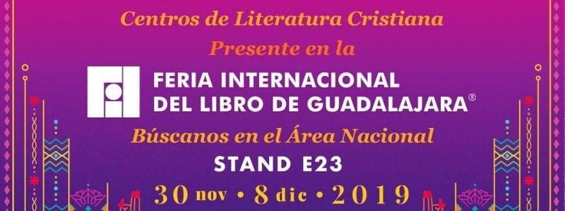 CLC México presente en la Feria Internacional del Libro de Guadalajara