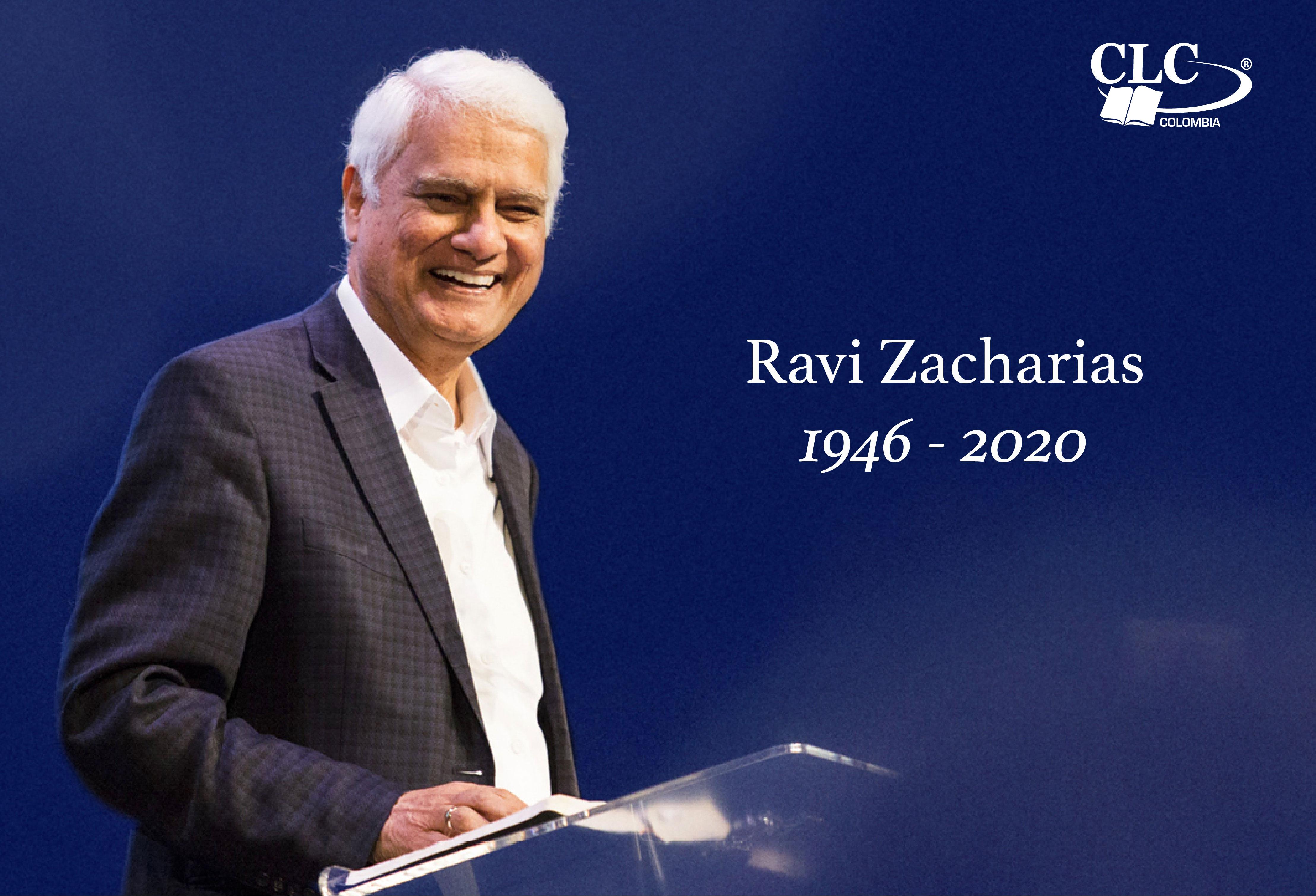 Ravi Zacharias 1946 - 2020