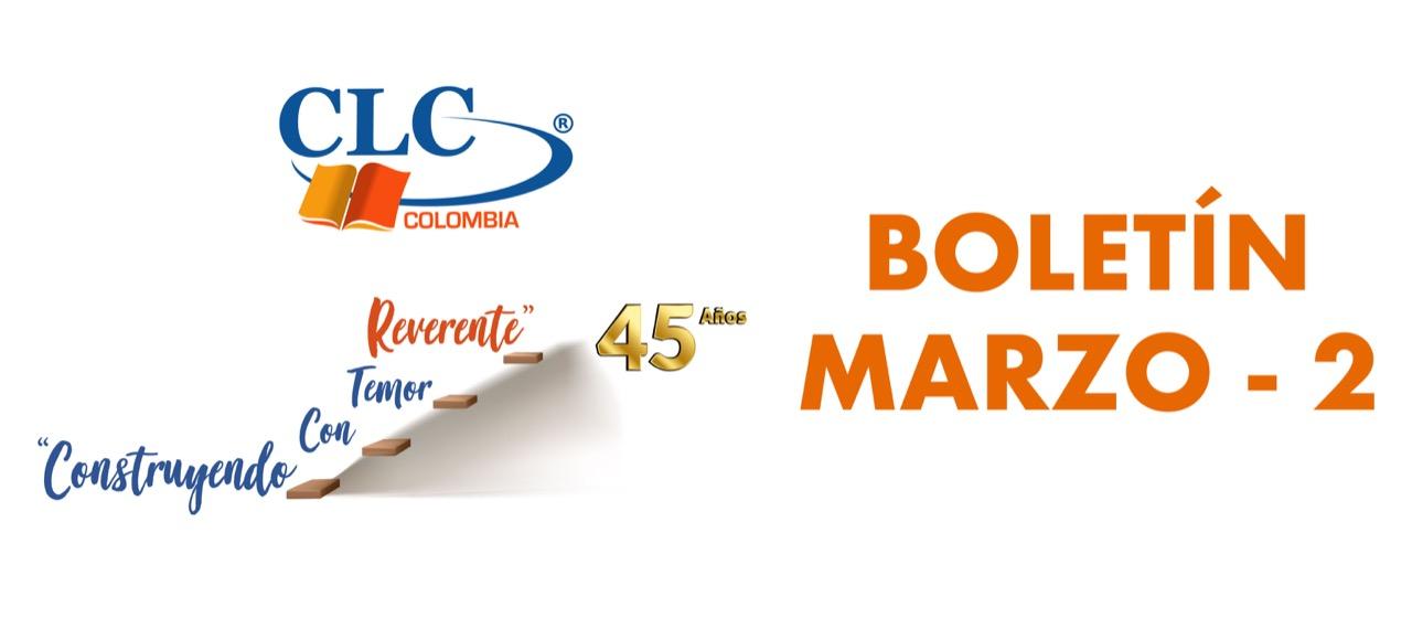 CLC Colombia 2021 - Seminario Internacional Biblia Thompson