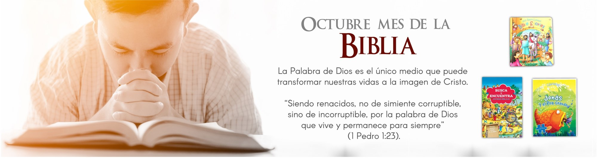 1 Mes de la Biblia
