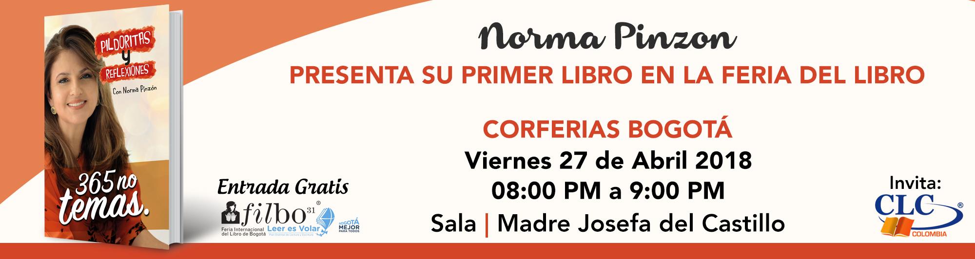 Norma Pinzon banner web