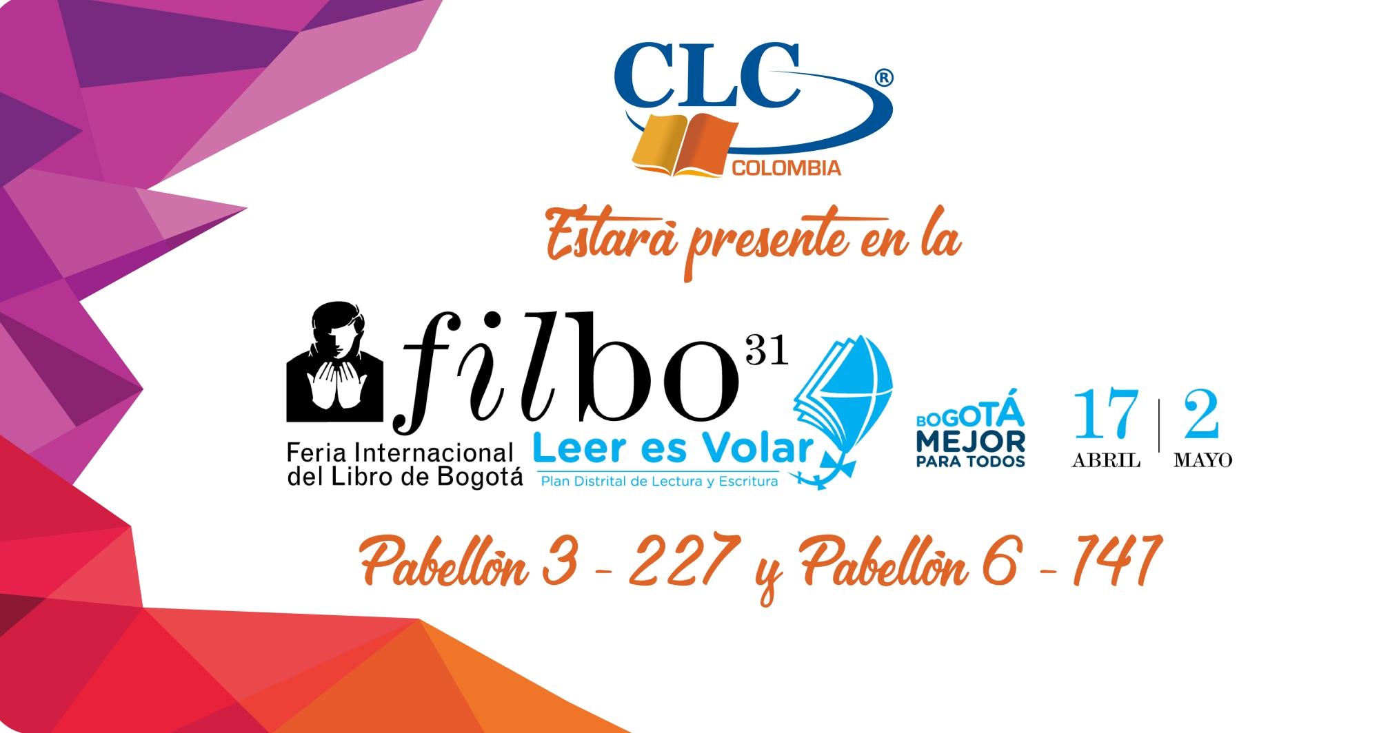 CLC en la Feria del Libro