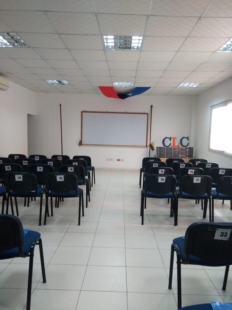 CLC Bquilla Centro Salón de conferencias  2