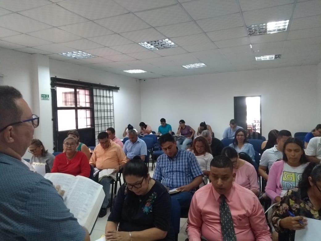 CLC Bquilla Centro Salón de conferencias 1
