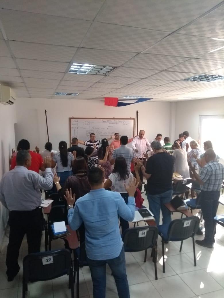 CLC Bquilla Centro Salón de conferencias
