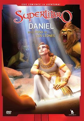 Historia De Daniel /Super Libro DVD (728595000884): CLC