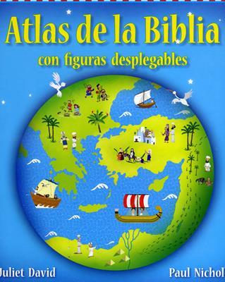 Atlas de la biblia (Tapa dura) [Libro]
