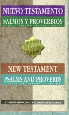 Salmos  y proverbios (bilingüe) (Rústica) [Nuevo testamento]