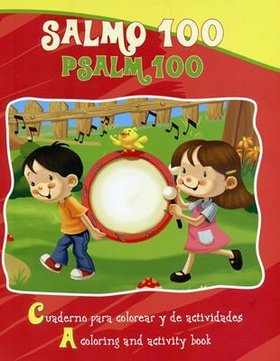 salmo 100 (bilingüe) (Rústica) [Libro]