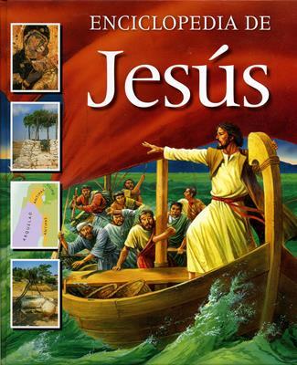 Enciclopedia de Jesús (Tapa dura) [Enciclopedia]