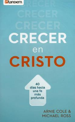 Crecer en Cristo (Rústica) [Bolsilibro]