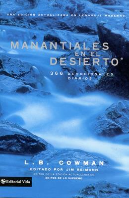 Manantiales en el desierto (Rústica) [Devocional]