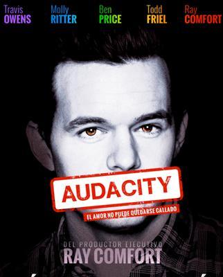 Audacity (Plástico) [DVD - Película]