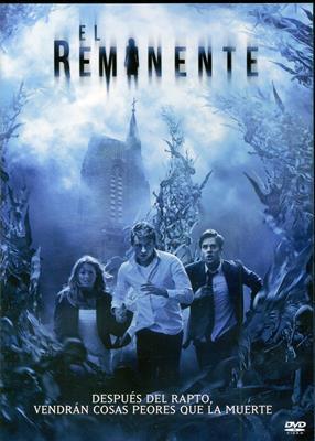 El remanente (Plástico) [DVD - Película]
