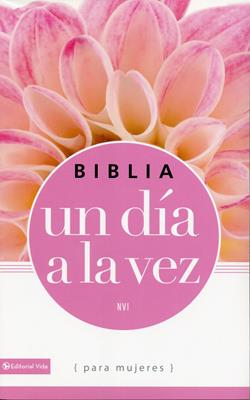 Biblia Un Día A La Vez (Piel) [Biblia]