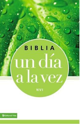 Biblia un día a la vez (Rústica) [Biblia]