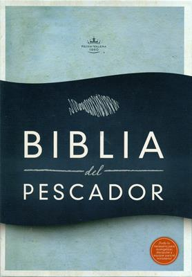 Biblia del pescador (Piel) [Biblia]
