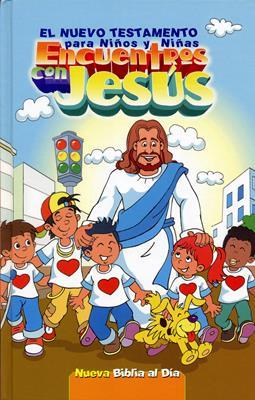 Encuentros con Jesús (Tapa dura) [Nuevo testamento]