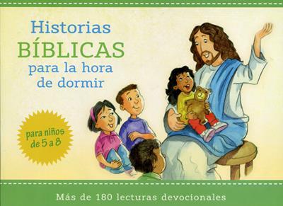 Historias bíblicas para la hora de dormir (Rústica) [Libro]