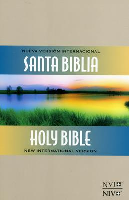 Biblia bilingüe / Bilingual Bible (Rústica) [Biblia]