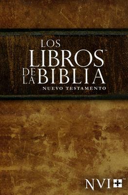 Los libros de la Biblia (Rústica) [Nuevo testamento]