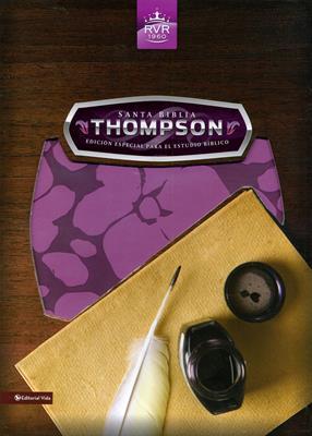 Biblia de estudio Thompson - Mujer (Piel) [Biblia]