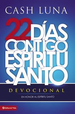 22 días contigo Espíritu Santo (Rústica) [Libro]