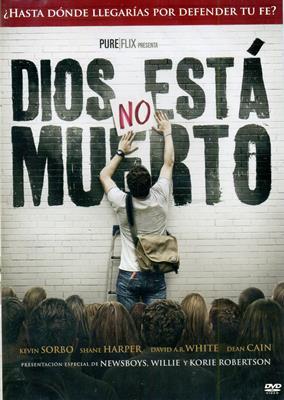 Dios no está muerto (Plástico) [DVD - Película]
