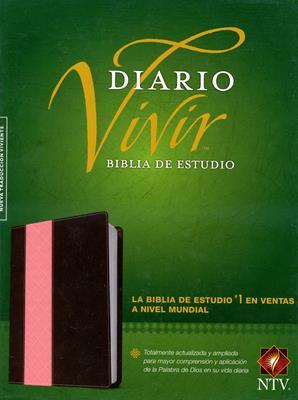 Biblia diario vivir NTV (Piel) [Biblia]