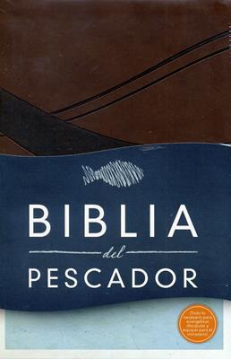 Biblia del pescador - Chocolate (Imitación piel) [Biblia]