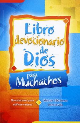 Libro devocionario de Dios para muchachos (Rústica) [Devocional]