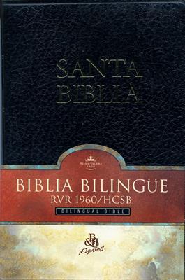 Biblia bilingüe / Bilingual Bible (IMITACIÓN PIEL) [Biblia]