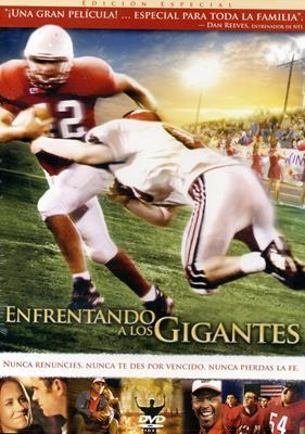 Enfrentando a los gigantes [DVD - Película]