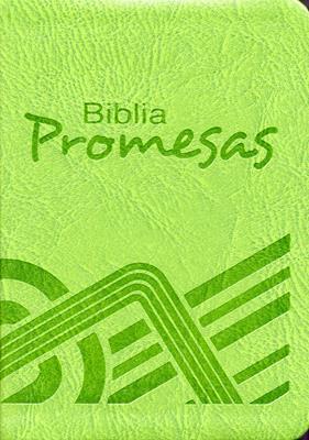 Biblia promesas flexible verde (flexible)