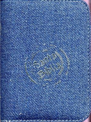 Santa Biblia de bolsill (Jean) [Biblia]