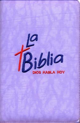 Biblia bordada lila [Calendario]