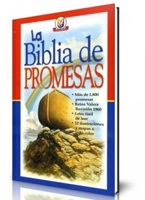 Biblia de promesas (Tapa Dura)