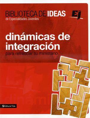 Biblioteca de ideas de especialidades juveniles - Dinámicas de integración