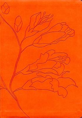 Biblia Personal RV60 Naranja Capullos (Flexible) [Biblia]