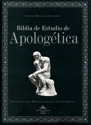 Biblia de estudio de apologética (TAPA DURA) [Biblia]