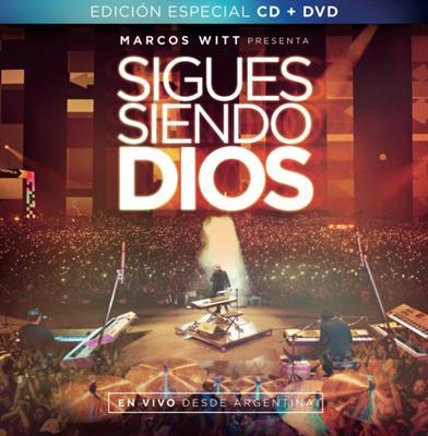 Sigues siendo Dios en vivo desde Argentina [CD - DVD]