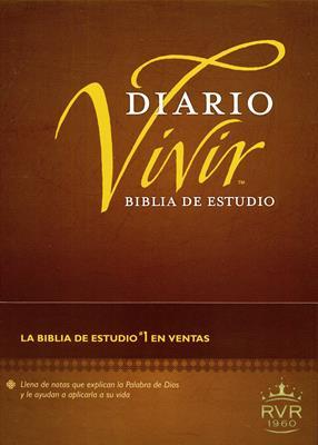 Biblia diario vivir (Tapa dura) [Biblia]