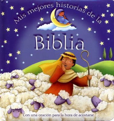 Mis mejores historias de la biblia (Acolchada) [Biblia]