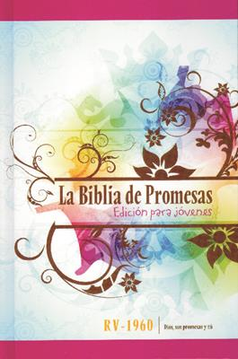 Biblia de promesas edición para jóvenes -Mujeres (Tapa dura) [Biblia]
