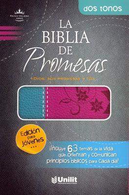 Biblia de promesas (Piel) [Biblia]