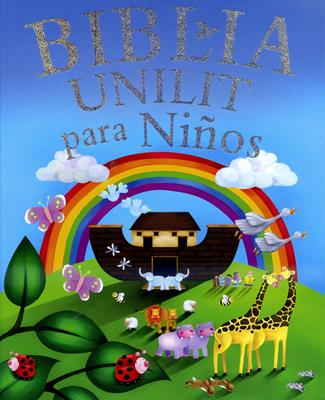 Biblia unilit para niños (TAPA DURA) [Biblia]