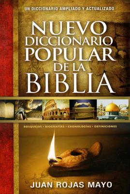 Nuevo diccionario popular de la biblia (Rústica) [Diccionario]