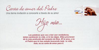 Carta de amor del padre x 100 Unid [Tratados]