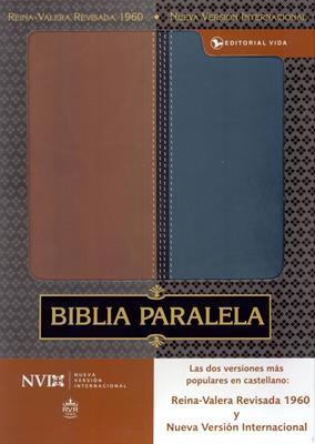 Biblia Paralela Dos Tonos NVI-RVR1960